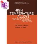 【中商海外直订】High Temperature Alloys: Their Exploitable Potentia