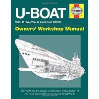 英文原版 Haynes手册 狼群出击:二战德国海军U型潜艇 U-Boat (Owners' Workshop Manu