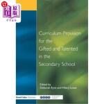【中商海外直订】Curriculum Provision for the Gifted and Talented in