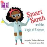 【中商海外直订】Smart Sarah and the Magic of Science