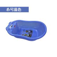 新款婴儿浴盆洗澡桶新生儿澡盆大号加厚儿童小孩婴幼儿沐浴盆