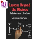 【中商海外直订】Lessons Beyond the Obvious: The Entrepreneur's Hand
