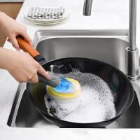 网易严选 刷锅不脏手 液压式清洁锅刷 1柄双头