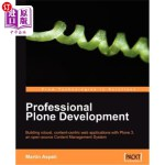 【中商海外直订】Professional Plone Development