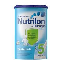 【当当海外购】荷兰诺优能Nutrilon牛栏奶粉 婴幼儿配方进口奶粉5段 800g(适合2-3岁左右宝宝)日期新鲜