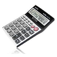 得力(DelLi)语音型计算器 1526 语音计算机