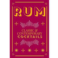 【中商原版】经典:朗姆酒 英文原版 Rum Cocktails