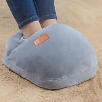 暖脚神器暖脚宝插电加热暖脚垫电热保暖鞋套女充电冬天办公室床上