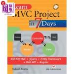 【中商海外直订】Learn MVC in 7 Days