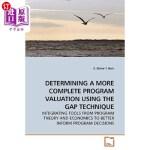 【中商海外直订】Determining a More Complete Program Valuation Using