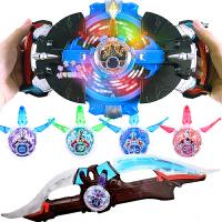 罗布奥特曼变身器 陀螺仪回旋闪光水晶DX召唤器罗布头镖玩具人偶