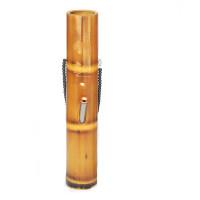 水烟筒竹筒 云南竹子水烟筒 大号破竹烟筒特产 金竹筒过滤水烟袋包 BX