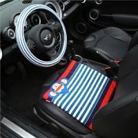 汽车坐垫四季通用可爱创意记忆棉车座垫单片车垫椅垫