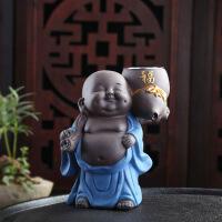 紫砂茶宠摆件精品茶漏套装可养茶滤创意滤茶网茶道茶玩茶具配件