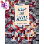【中商海外直订】Strips That Sizzle Print on Demand Edition