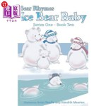 【中商海外直订】Bear Rhymes - Ice Bear Baby