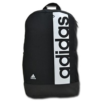 阿迪达斯Adidas S99967双肩背包 轻薄面料基础款休闲运动包 多功能大容量