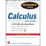 【预订】Schaum's Outline of Calculus