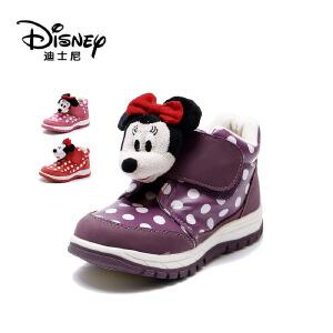 【达芙妮集团】迪士尼 童鞋女童米老鼠运动鞋