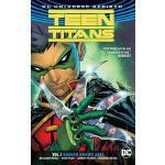 【预订】Teen Titans Vol. 1: Damian Knows Best (Rebirth)