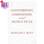 【中商海外直订】Counterpoint, Composition and Musica Ficta