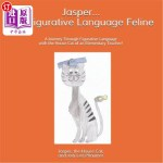 【中商海外直订】Jasper...the Figurative Language Feline