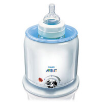 【当当自营】飞利浦 新安怡AVENT 奶瓶/婴儿食物加热器 SCF255/53