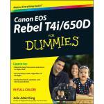 【预订】Canon EOS Rebel T4i/650D For Dummies