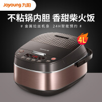 九阳(Joyoung) 电饭煲4升升电饭锅家用智能预约不粘电饭煲煮小米3-5人 F-40FZ810