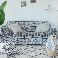 北欧沙发巾全盖布坐垫靠背巾客厅家用沙发毯防滑防尘套罩四季通用
