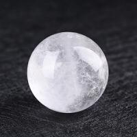 天然白水晶球摆件镇宅风水天然白水晶球摆件镇宅转运助事业旺风水大号水晶原石打磨