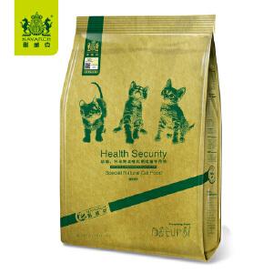 耐威克 猫粮 高级天然幼猫粮 2.5KG