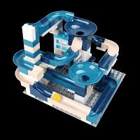 积木大颗粒轨道宝宝益智拼装3-6岁以上男孩滚珠玩具