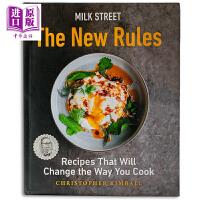 【中商原版】牛奶街食谱:新规则 英文原版 Milk Street: The New Rules: Recipes Chr