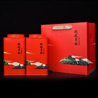 【特惠购】茶叶罐大铁罐精品高档套装密封罐凤凰单枞白茶一斤包装罐礼盒定制