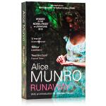 逃离 英文原版小说 Runaway 诺贝尔文学奖 短篇小说大师 艾丽丝门罗代表作 对人性和灵魂的观察 英文版进口书籍正