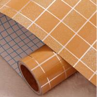 马赛克厨房防油贴纸 镀铝贴卫生间瓷砖防水贴墙贴纸 1米价