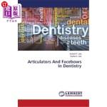 【中商海外直订】Articulators and Facebows in Dentistry
