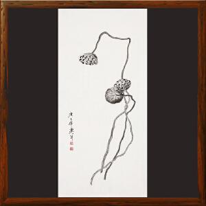 《莲蓬》于洪顺R4577 实力派画师