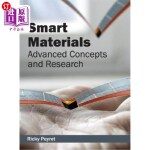 【中商海外直订】Smart Materials: Advanced Concepts and Research