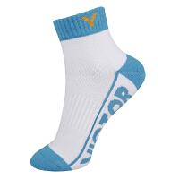 威克多Victor SK235羽毛球袜 女款专业运动袜低筒毛巾底