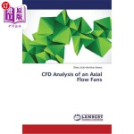 【中商海外直订】Cfd Analysis of an Axial Flow Fans