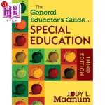 【中商海外直订】The General Educator's Guide to Special Education