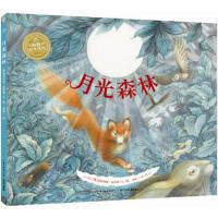 海豚绘本花园:月光森林(精装) 帕特利娅麦肯锡 长江少年儿童出版社【新华书店 品质保证】