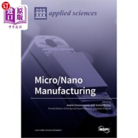 【中商海外直订】Micro/Nano Manufacturing