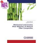 【中商海外直订】Mechanical and Erosion Wear Behavior of Natural Fib