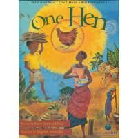 One Hen一只母鸡 ISBN 9781554530281