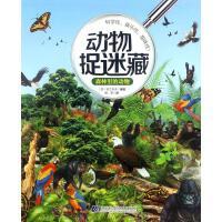 森林里的动物 (西)阿兰东多 编绘;杨慧 译 著作
