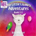 【中商海外直订】The Little Llama's Adventures: Books 1-3