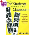 【中商海外直订】The Ten Students You'll Meet in Your Classroom: Cla